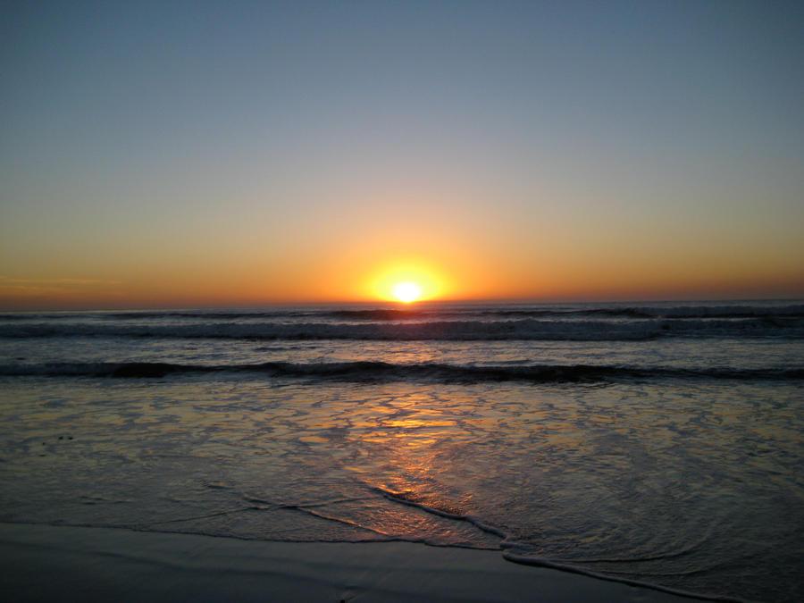 Sunset by Piggy911