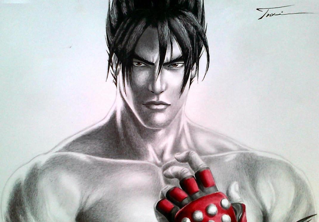 My FAVORITE - Jin Kazama /Complete/ by Trix92