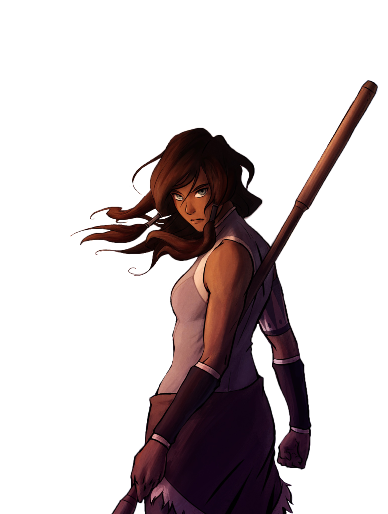 Korra Render 3 by RealCassandraSaturn