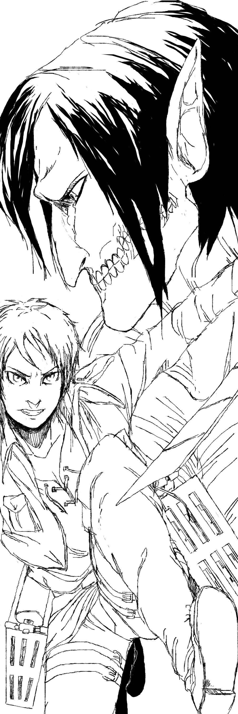 eren jaeger manga - photo #17