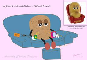 Cliche - 'A Couch Potato '