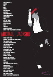 Michael Jackson Vector Image by MissCreative82