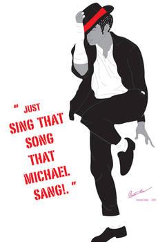 Michael Jackson_Sing That Song