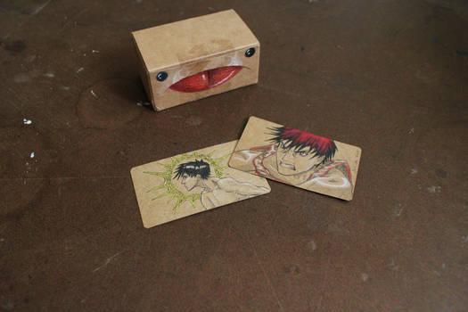 Little Tan Cards