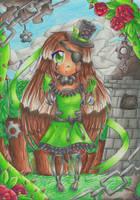 Vialda Mallory by XxX-Cookie-chan-XxX