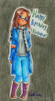 Happy Birthday Victoria! by XxX-Cookie-chan-XxX