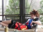 Sora cosplay by KaoriSkywalker