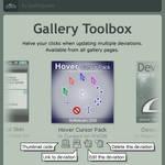 [Obsolete] Gallery Toolbox