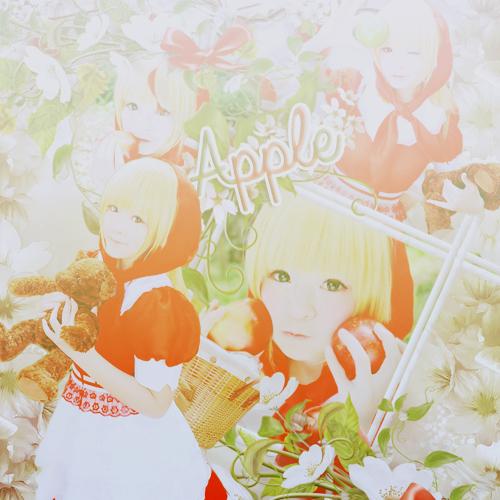 Apple Girl by Mandoracute