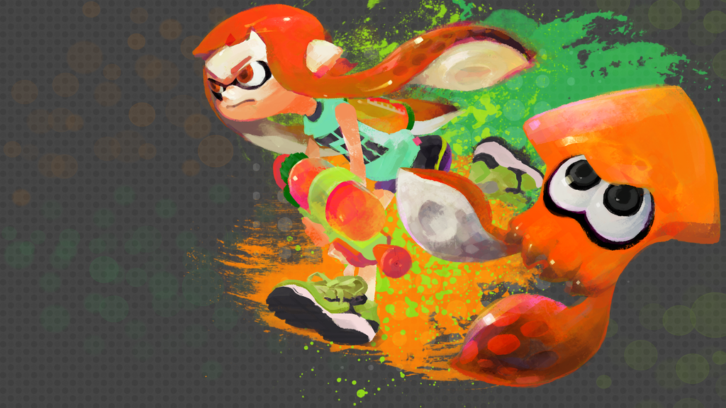 splatoon wallpaper by xxzicexx - photo #13