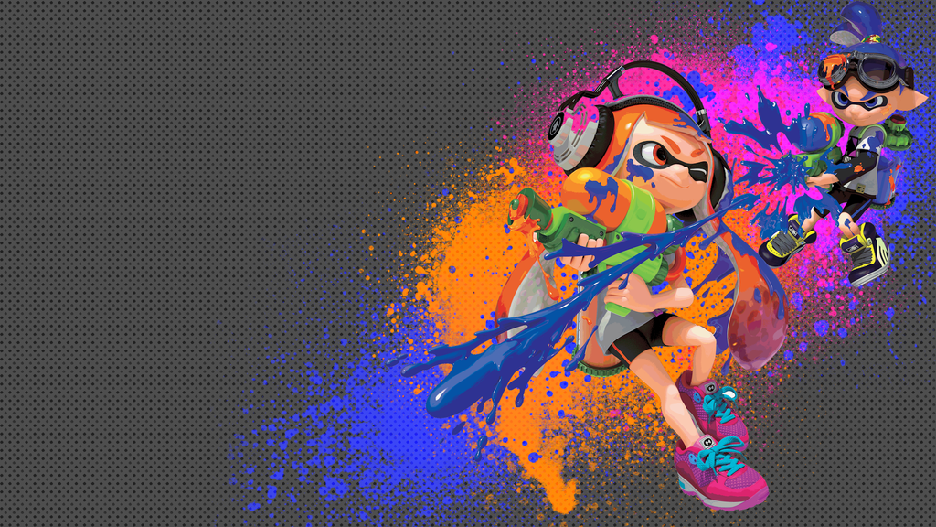 splatoon wallpaper by xxzicexx - photo #10