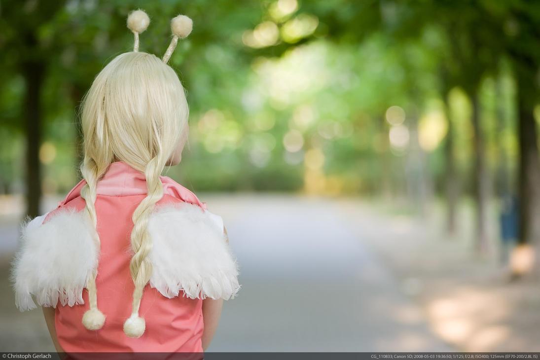 OP: The Angel by Shigeako