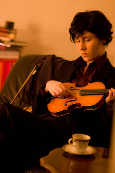 Sherlock: Preview 1 - Violin