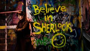 SHERLOCK: Believe in Sherlock
