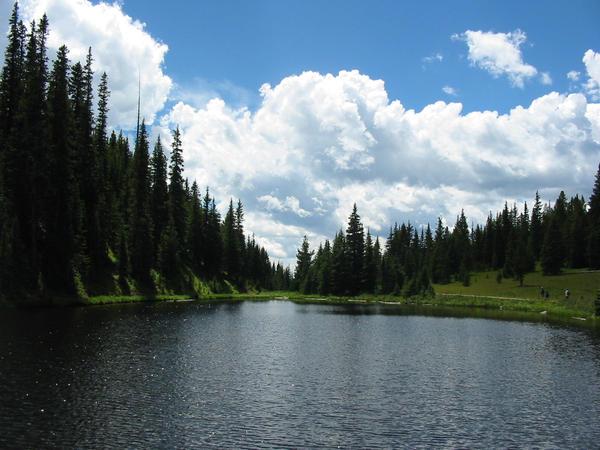 The Lake by Phoenixknight1221
