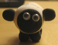 Model Magic sheep - updated by DiscoPotato
