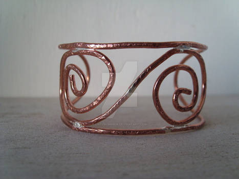 Copper Bracelet Prototype