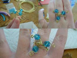 Zelda Zora's Sapphire