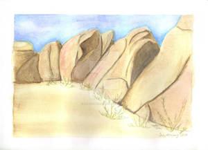 Watercolor 1st Practice