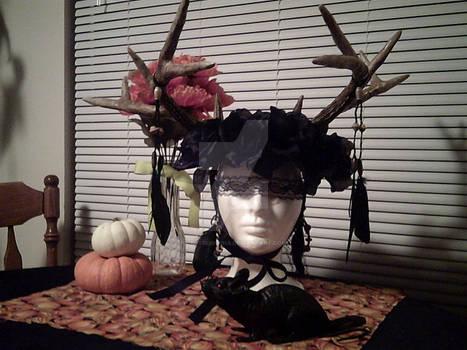 Necromancer Headwear