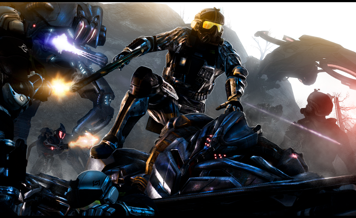The Crysis By TakeOFFFLy On DeviantArt