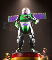 Buzz Lightyear | Toy Fortress by TakeOFFFLy