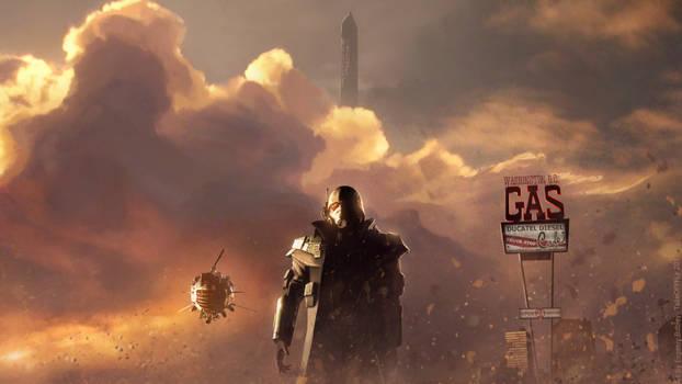 Fallout World   New Washington D.C.