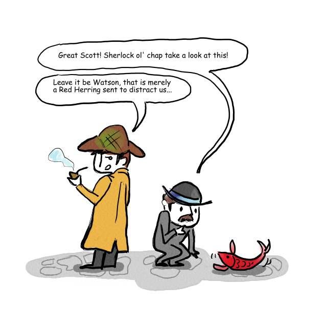 Red Herring by StacheRabbit