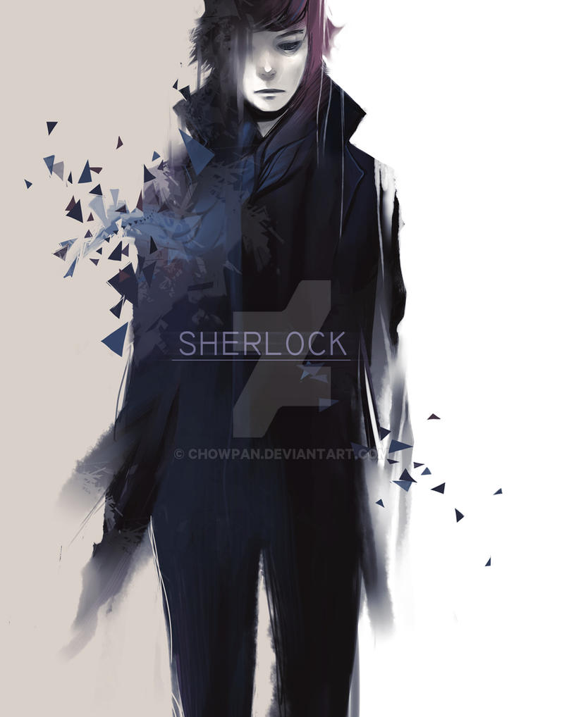 Sherlock by chowpan