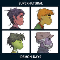 Supernatural Demon Dayz