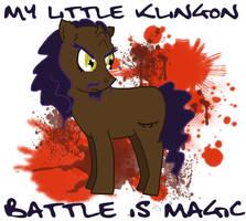 Battle is MAGIC