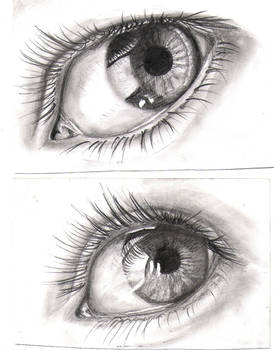 Eye doodles 3