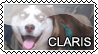 Claris husky stamp by Waito-chan