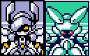 All KWG Female Types Medabots by WaitoChan