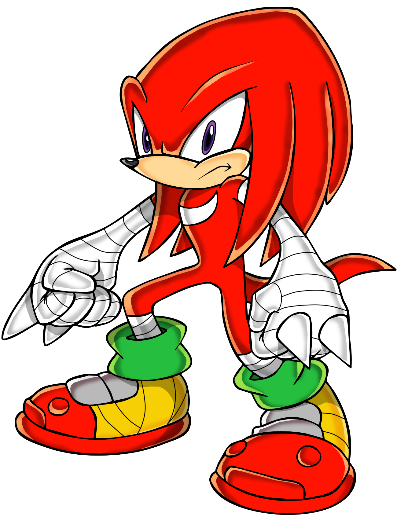 sonic-boom-knuckles-the-echidna