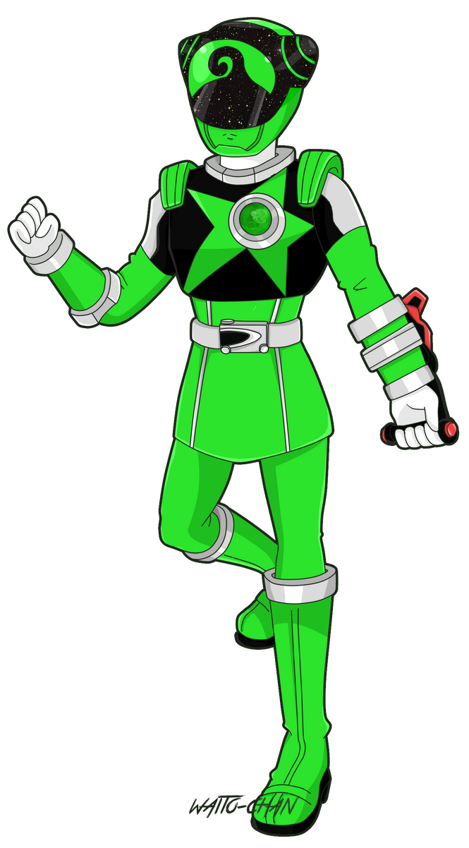 Chameleon Green by Waito-chan