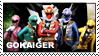Gokaiger Stamp by WaitoChan