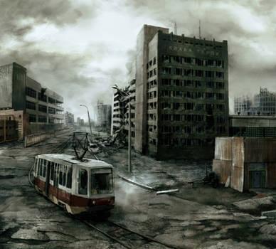 Aftermath city
