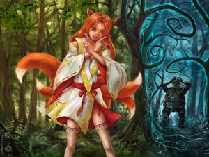 Kitsune: Curse of Delusion
