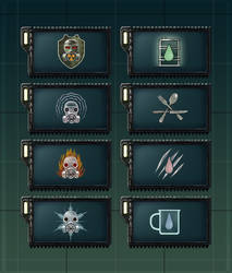 Stalkers icons
