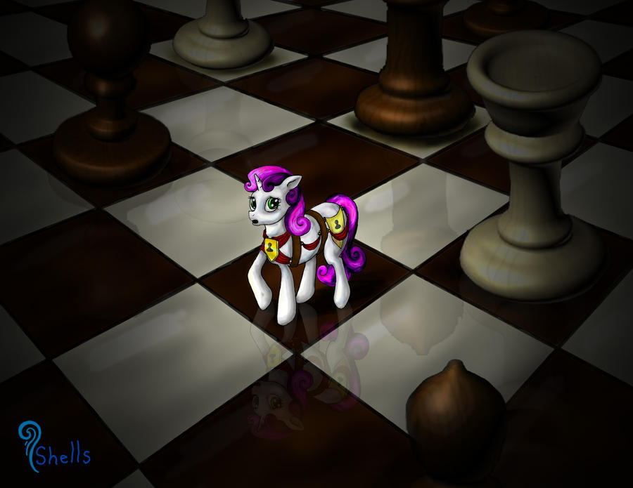 MLP chess by Shells124