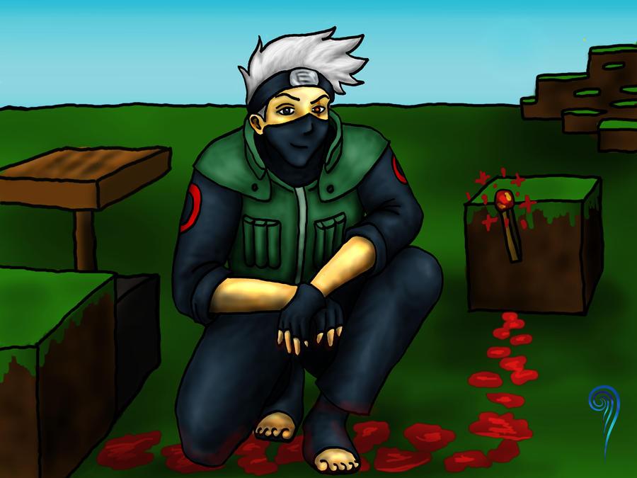 Etho the Redstone Ninja by Shells124