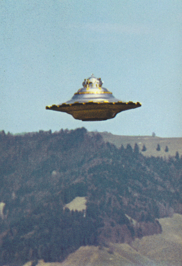 Swiss UFO - 1975 photo by erwebb