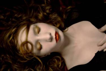 sleeping beauty by classically-fragile