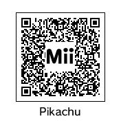 Pikachu Mii by iKYLE