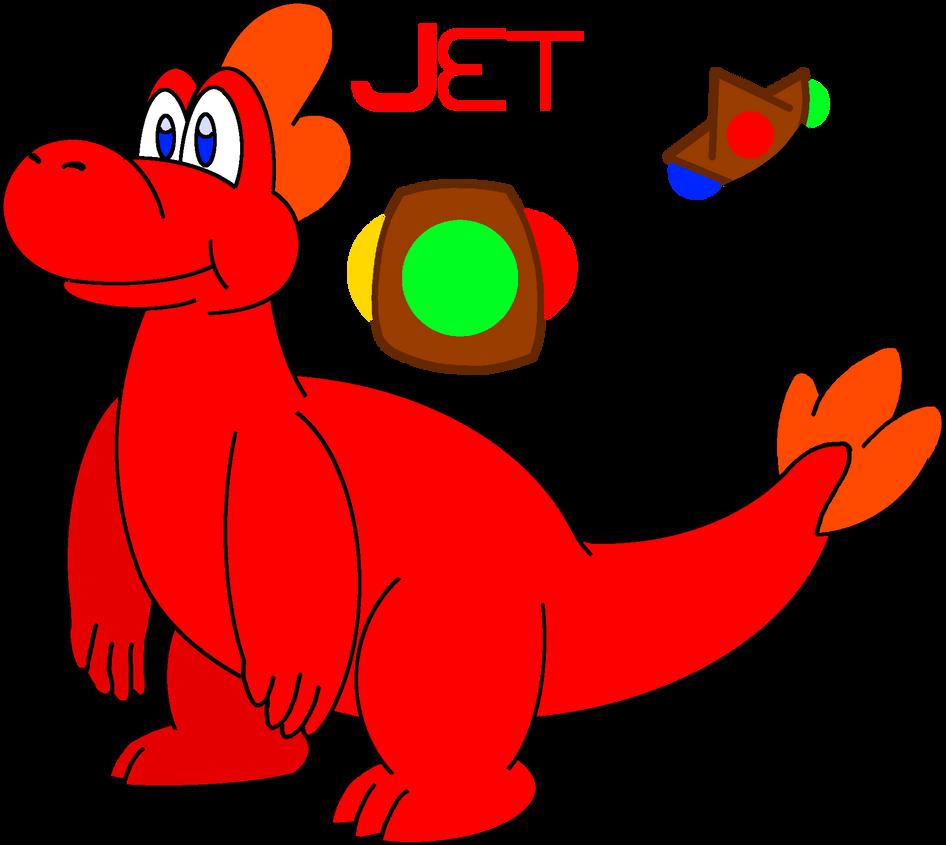 Jet by iKYLE