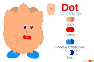 Dot Togepi by iKYLE