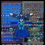 The Vitruvian Mega Man
