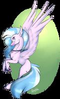 Silver Stream by Mapleicious