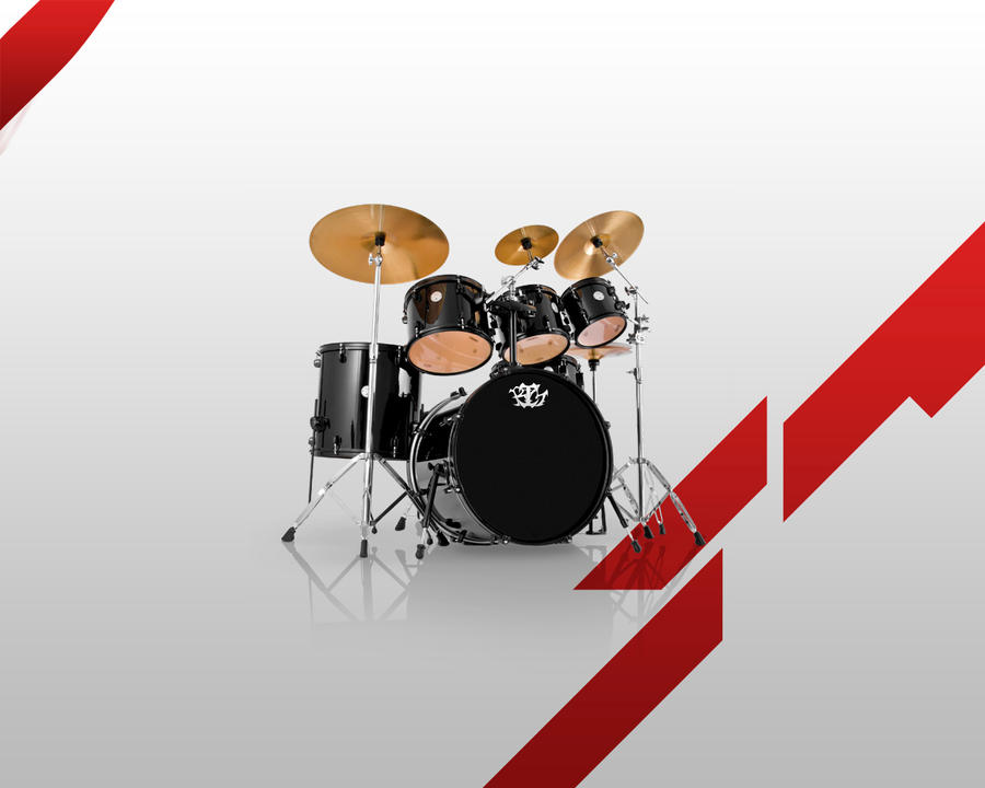 Truth Drums Wallpaper Drums Minimalistic Wallpaper